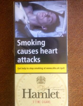 """""""Мъртвецът"""" от кутиите с цигари: Да виждаш лика си навсякъде!?"""