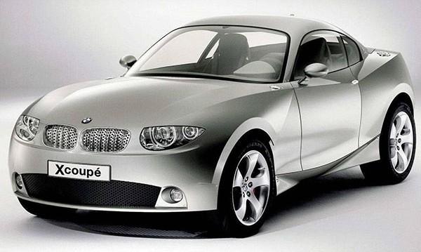 Грозноват или находчив: Това е BMW X-Coupe
