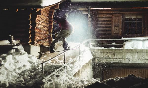 България – фрийстайл дестинация: Сноубордисти снимат филм