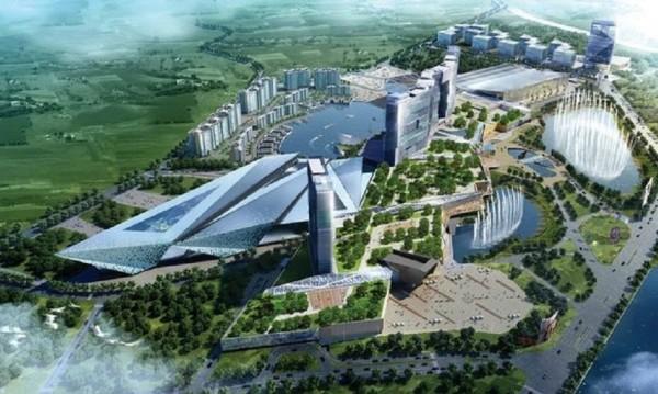 Българският Лас Вегас, дело на китаеца Ло, се бави! Мусачево чака