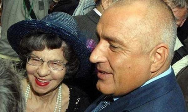 Борисов поздрави Стоянка Мутафова: Да е жива и здрава!