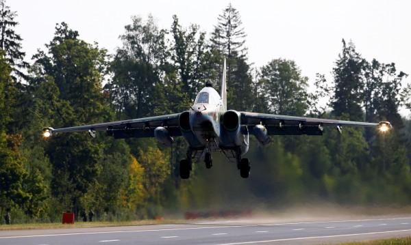 Сирийски бунтовници свалиха руски изтребител