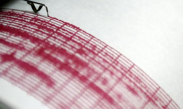 Земетресение с магнитуд 6,1 в Тайван