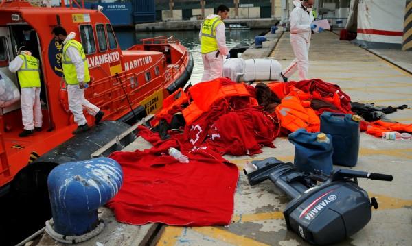 16 мигранти загинаха в морето между Испания и Мароко