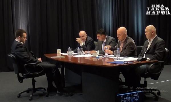 Кастингът на Слави: Три дни раздумка за модерна България