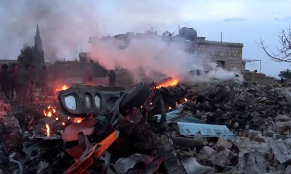 След сваления изтребител: Русия засили ударите в Идлиб