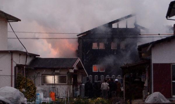 Военен хеликоптер се разби в къща в Япония