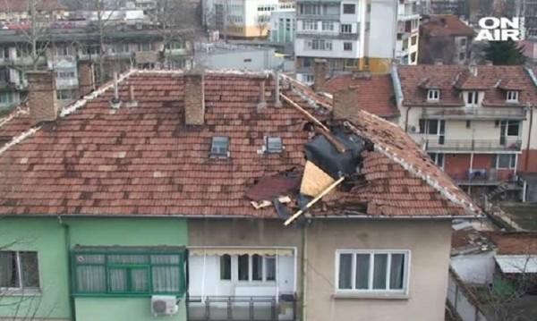 След бурята: Щети за близо 700 хил. лв. във Враца