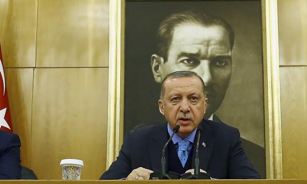 Ердоган: С Македония сме, имаме братски връзки с нея