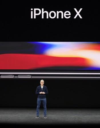 Потребители пропищяха от новия флагман  iPhone X