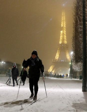 Над 700 км задръствания в района на Париж