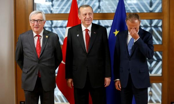 Ердоган във Варна на 26 март за среща с ЕС