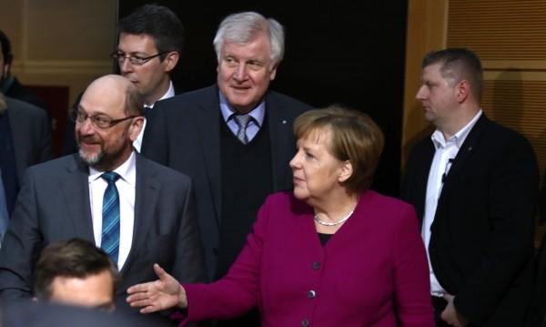 Най-сетне! В Германия договориха управляваща коалиция