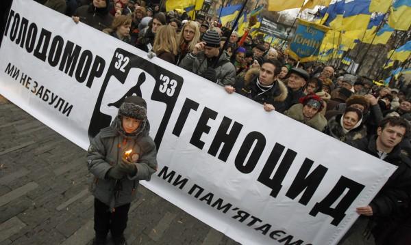 Русия към Израел: Не обявявайте за геноцид глада в Украйна