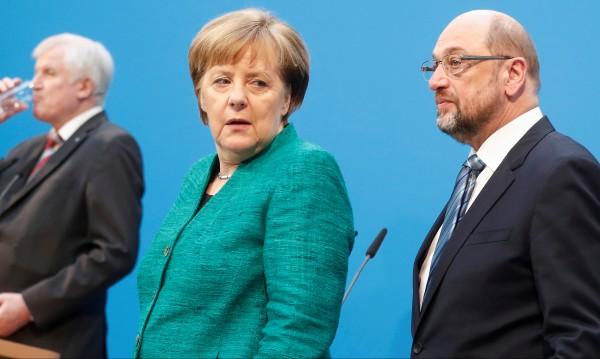Меркел плати висока цена, за да получи голяма коалиция