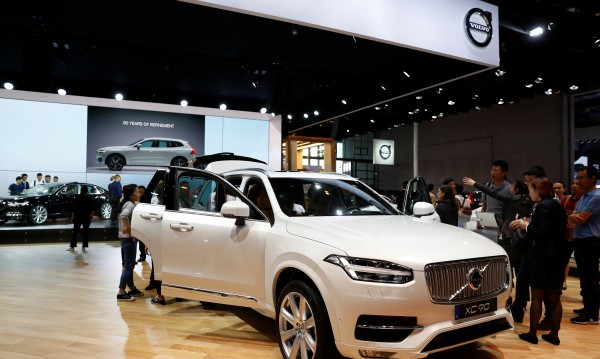Volvo се похвали с най-силната година в историята си