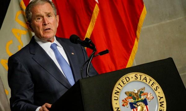 И Буш младши убеден: Русия се месила в изборите в САЩ