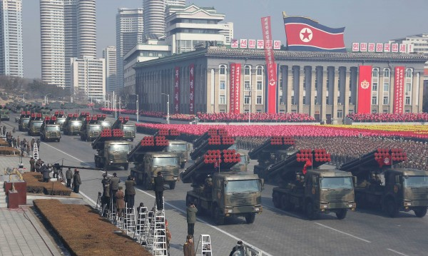 Япония: Военният парад в Пхенян е провокация!