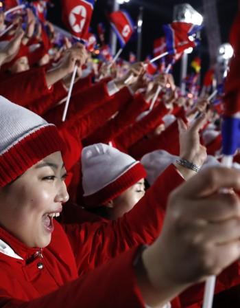 Могат ли Олимпийските игри да сдобрят двете Кореи?