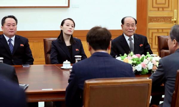 Рядка среща: Президентът на Южна Корея с гости от Пхенян