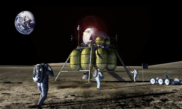 Скъп билет до Марс, евтин до Луната! Скоро, след 30 години...