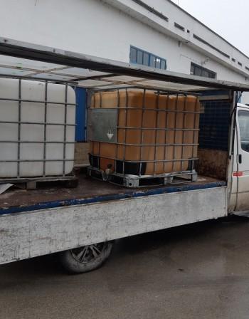 Русенски митничари задържаха тон гориво без документи