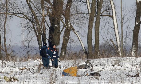 Трагедията с Ан-148: Вероятно разрушаване на двигателя