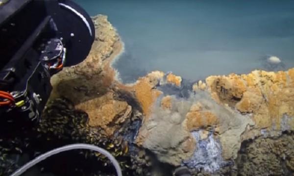 Ново 20: Откриха езеро под морето