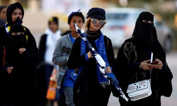 Прокуратурата на Саудитска Арабия вече приема жени