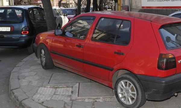 Яростен спор за паркиране в Смолян: ***, ***, ***!