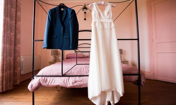 """Куриоз! Сватбена рокля """"намери"""" собственичката си след 32 г."""