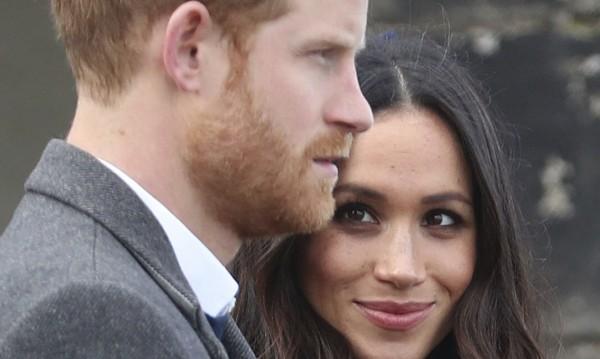 Принц Хари и Меган Маркъл очароваха Единбург