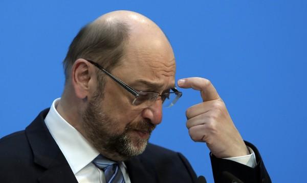 Мартин Шулц подаде оставка