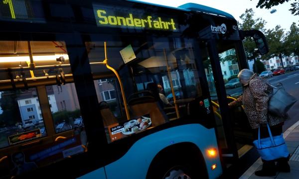 Безплатен транспорт в Германия, за по-чист въздух