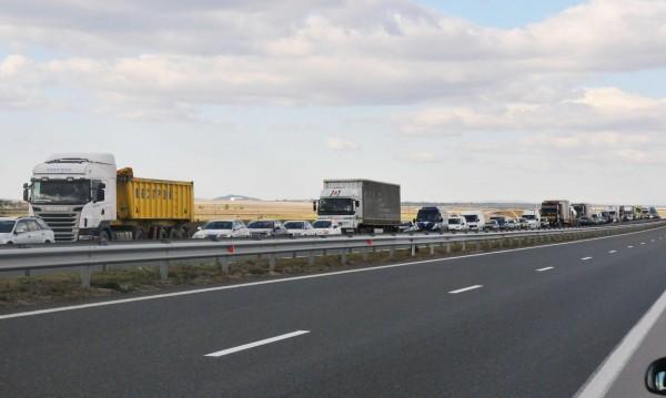 Магистралата до Гърция напредва, до Сърбия – след 2 г.