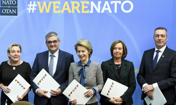 НАТО иска военен Шенген в рамките на Европа