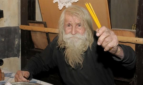 Сбогом, Дядо Добри! Днес погребват светеца от Байлово