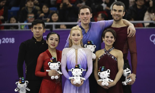 На петата си Олимпиада: Альона Савченко най-после взе злато