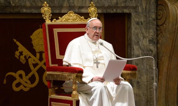 Животът на папа Франциск излиза на филм