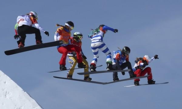 Сани Жекова шеста на Олимпиадата!