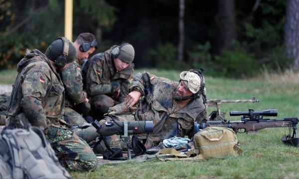 Германската армия – липсват зимни дрехи, защитни облекла