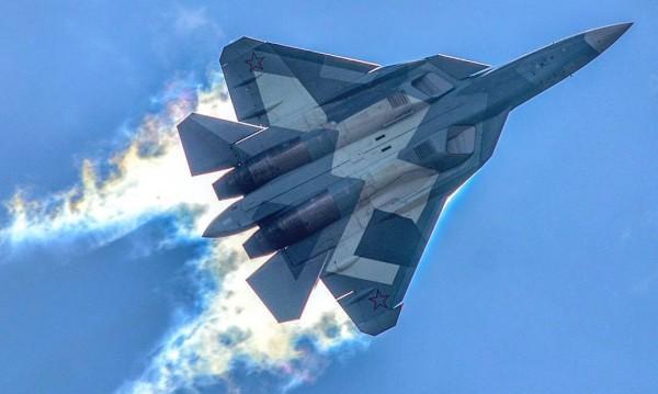 Су-57 – новият руски изтребител громи врага в Сирия