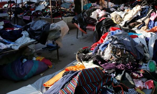Купен вот в Кочериново с... дрехи втора употреба, за 8.50 лв.