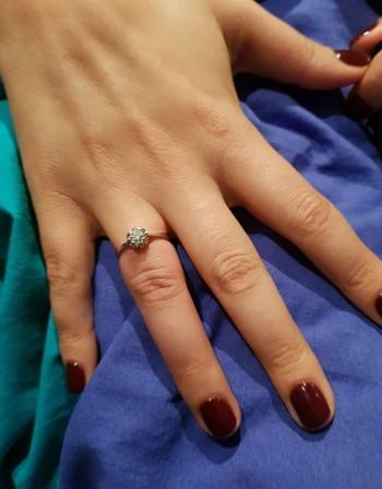 Има пръстен! Мариана Попова оповести годежа си