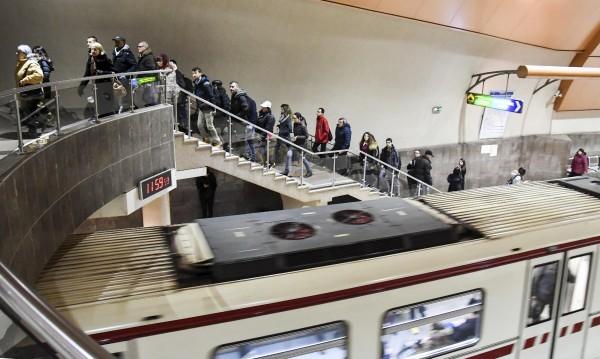 Модерни влакове, автоматично движение... Третият метролъч през 2019 г.