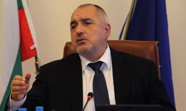 Борисов заръча: Здрава ръка срещу крадците, но не под натиск!