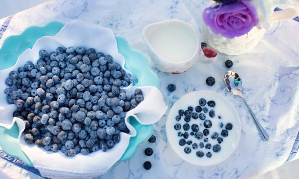 7 ултравиолетови храни полезни за здравето
