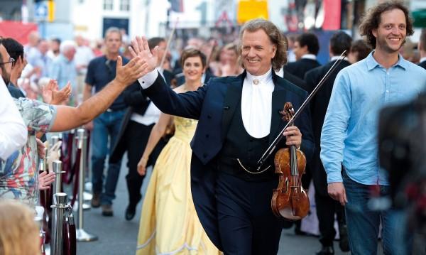 Андре Рийо обяви и втори концерт в София