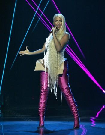 И сръбската Кардашиян сред балканските звезди на Music Week