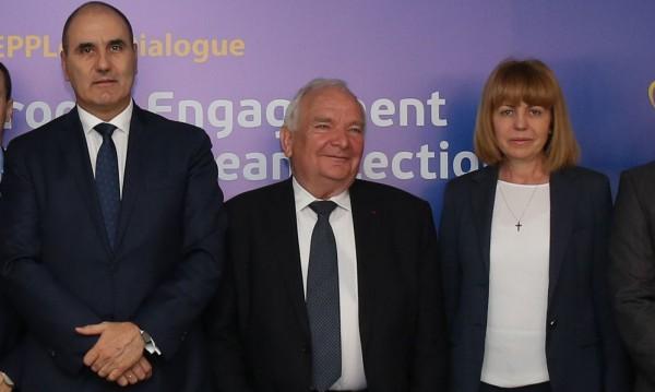 Жозеф Дол от София: Бойко – шефът на Европа! БСП къде са?